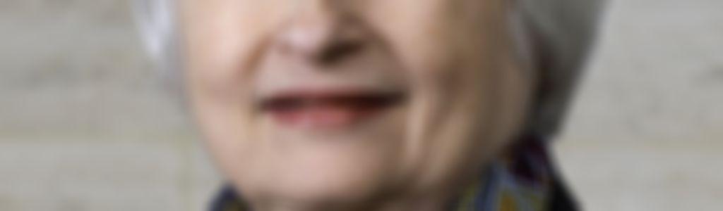 葉倫~美國史上首位女性財長?