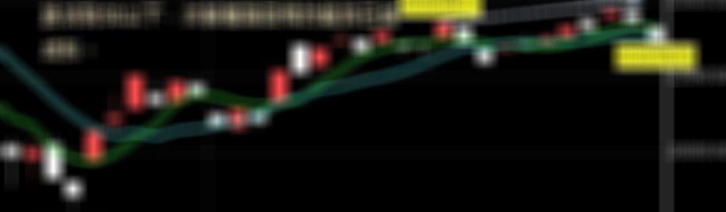 從KD指標觀察美股道瓊要開始回檔了嗎? 圖一